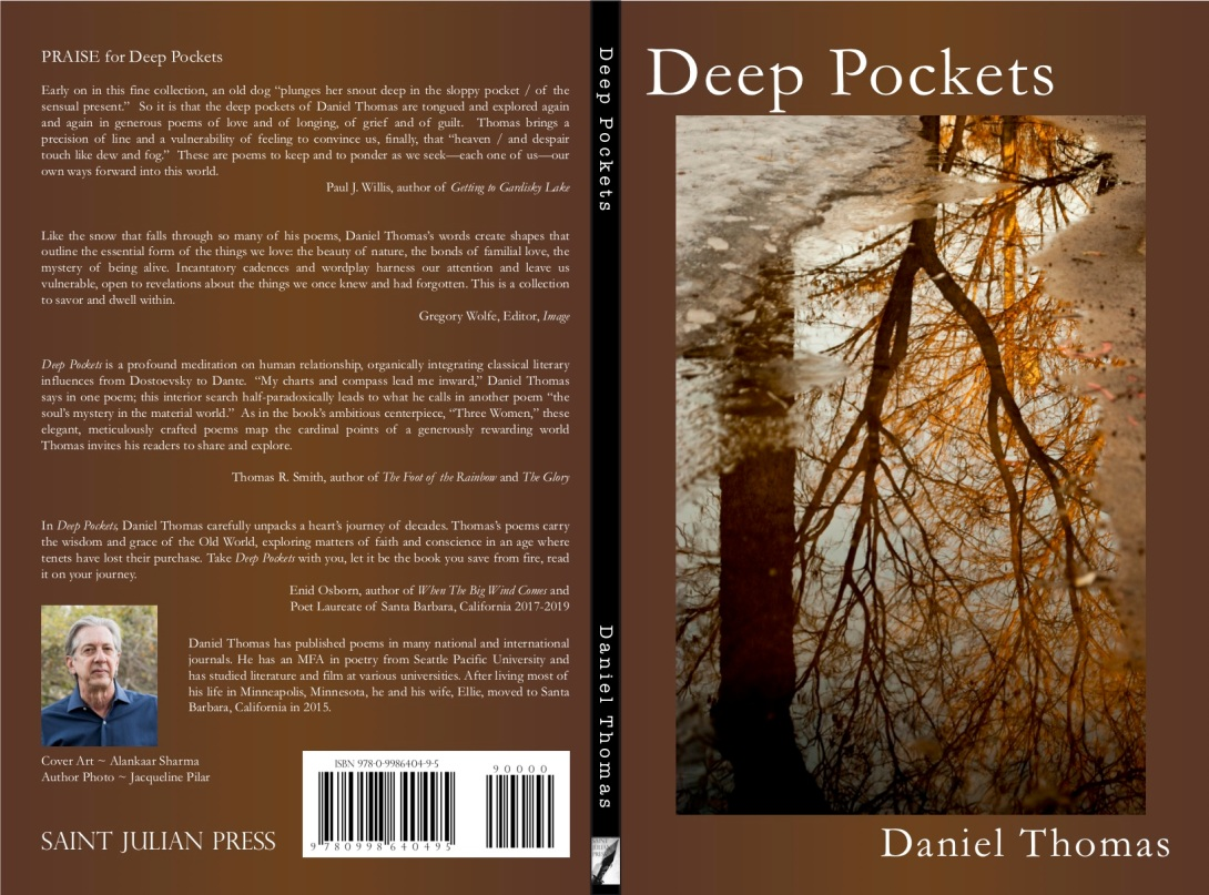 Deep Pockets Front and Back Covers